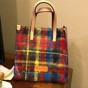 Dooney & Bourke lunch tote new but....